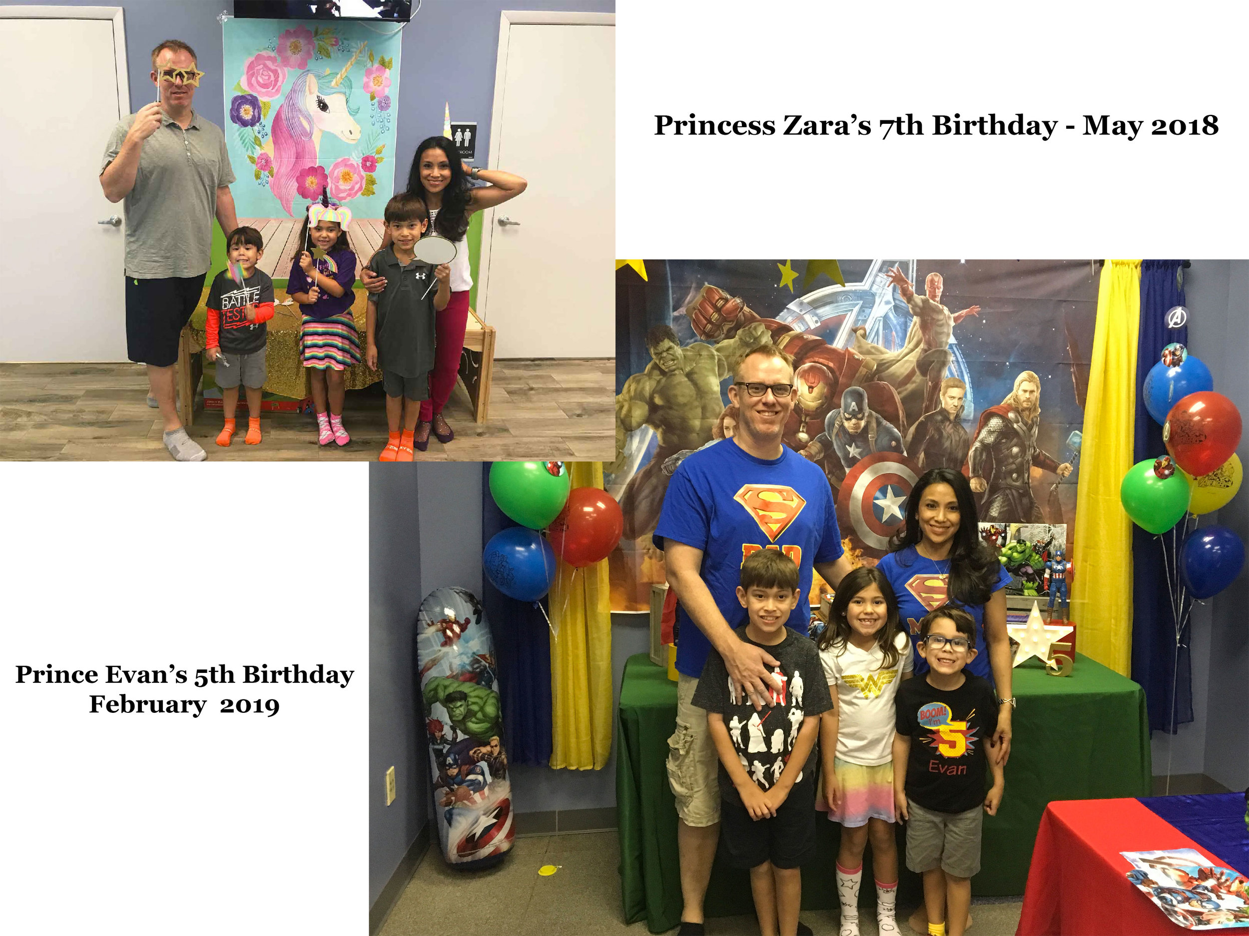 fun spot orlando birthday parties