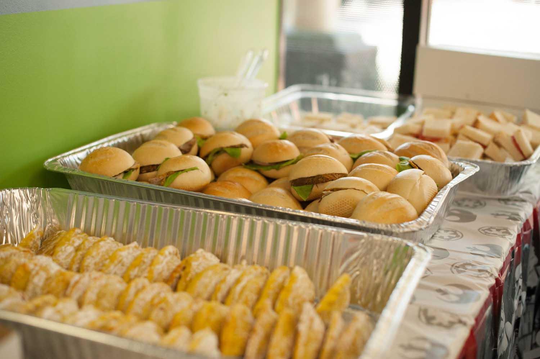 I'm Bringing Food or Decorations… - Consider Adding Additional Set-up Time