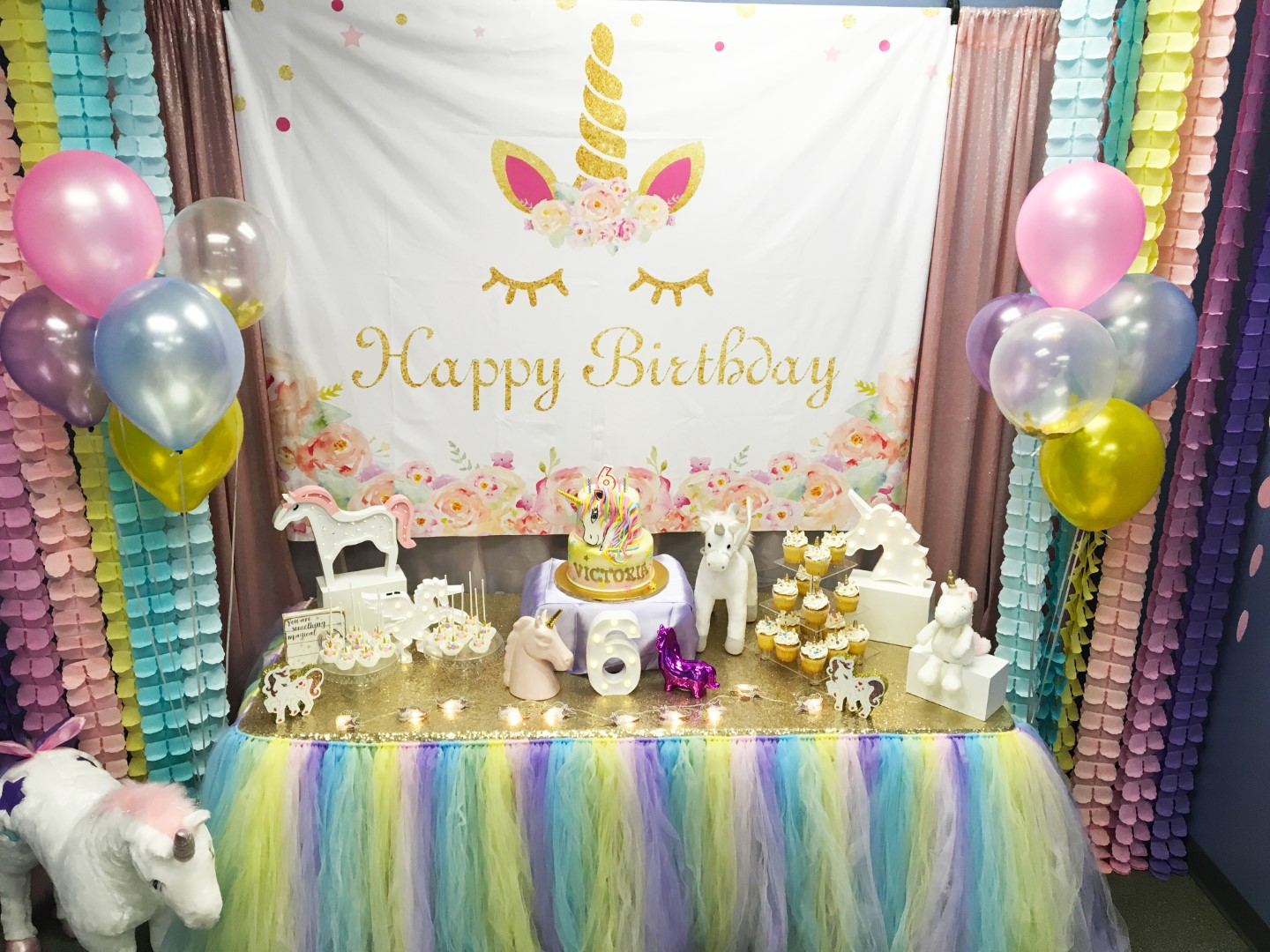 Southwest Orlando children's birthday party packages