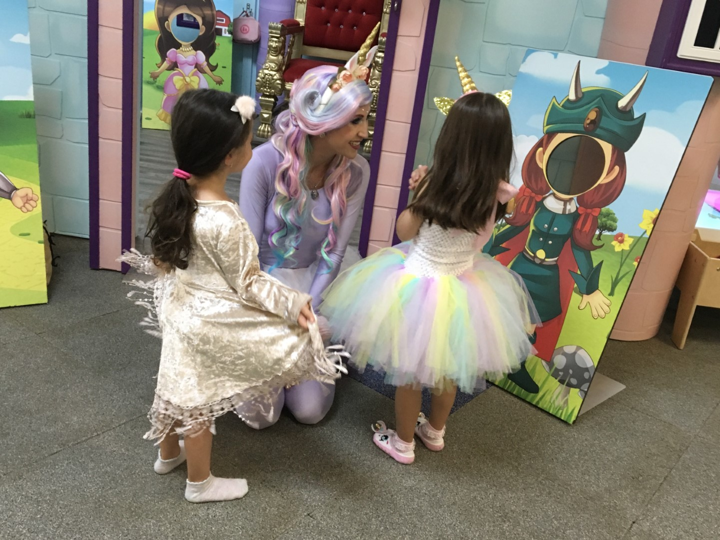 unicorn themed 5 year old birthday party orlando fl (3).JPEG