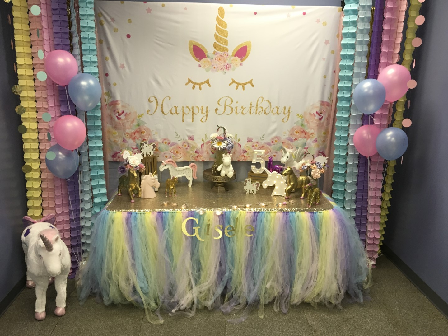 unicorn themed 5 year old birthday party orlando fl (14).JPG