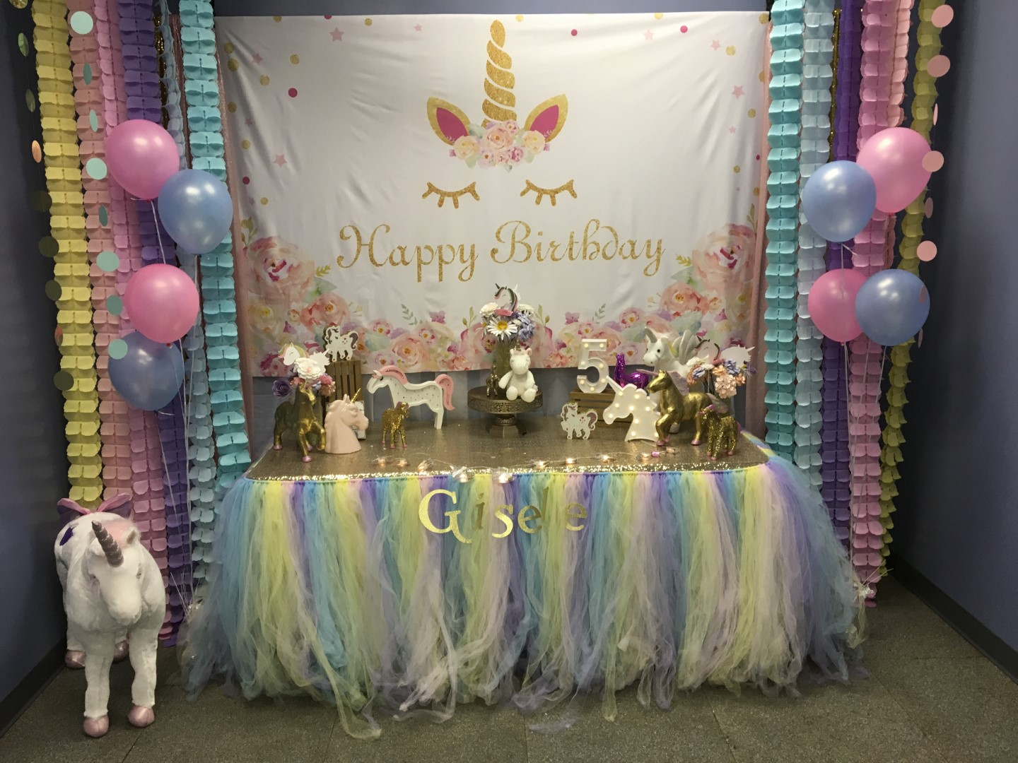 unicorn themed 5 year old birthday party orlando fl (16).JPG