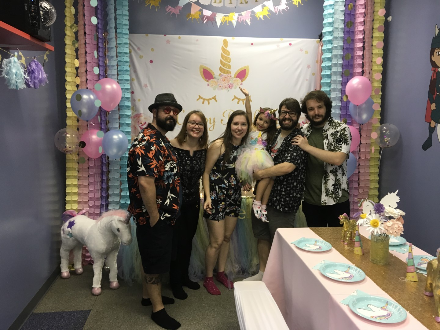 unicorn themed 5 year old birthday party orlando fl (17).JPG