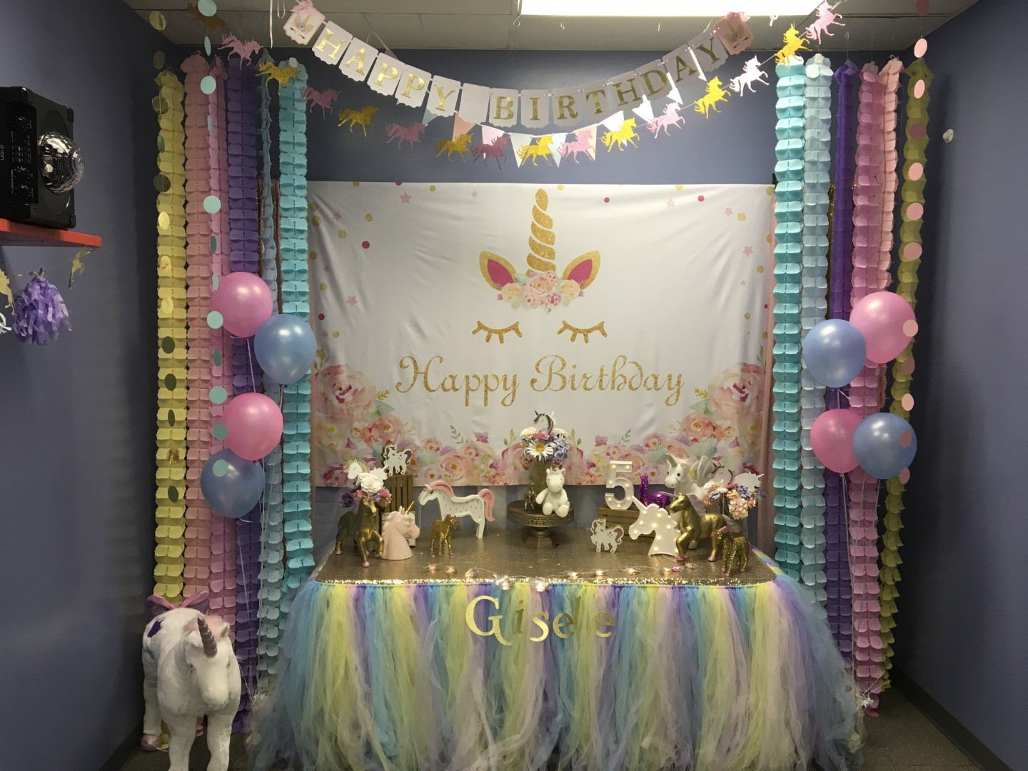 unicorn themed 5 year old birthday party orlando fl (21).JPG