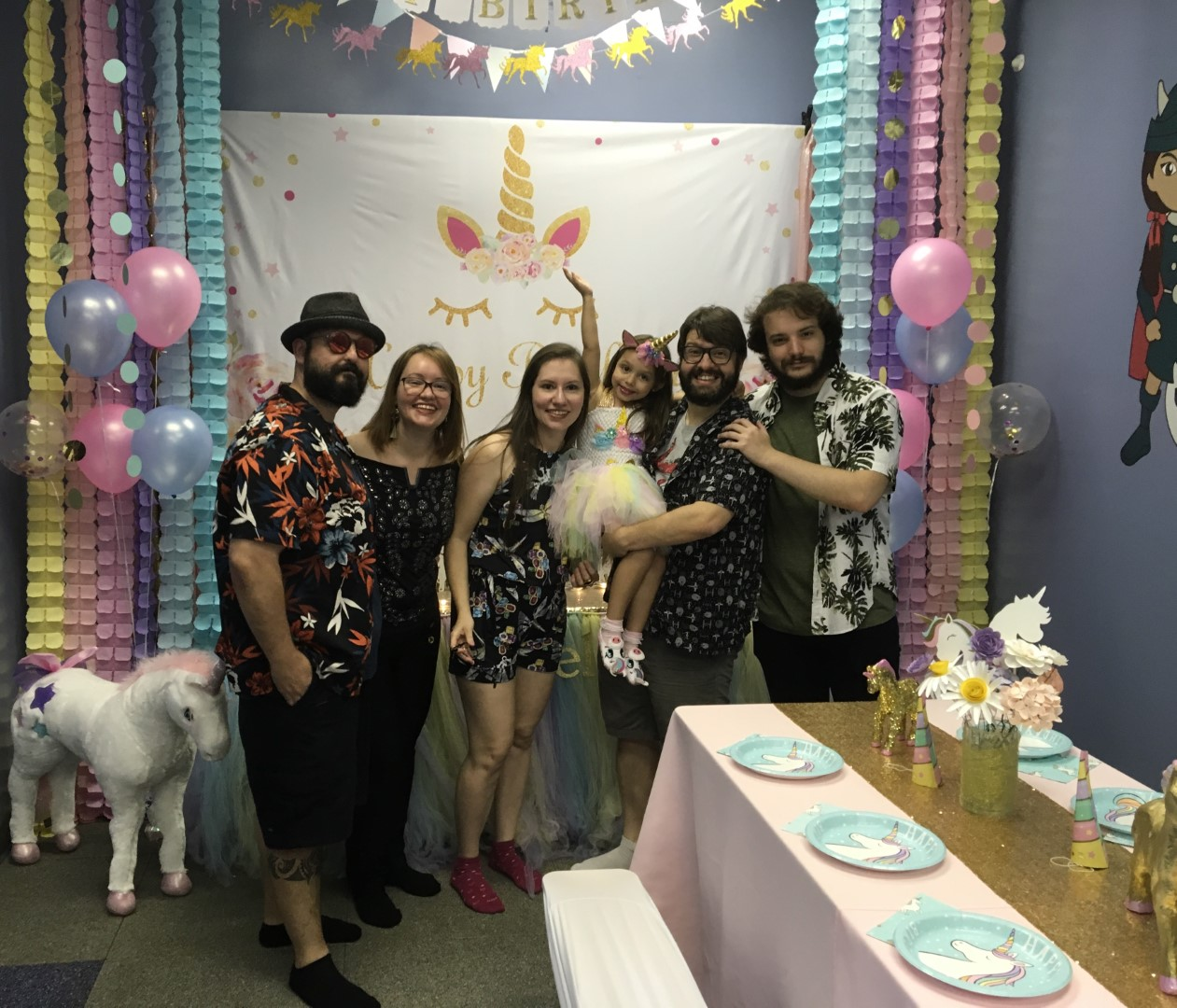 unicorn themed 5 year old birthday party orlando fl (4).JPEG
