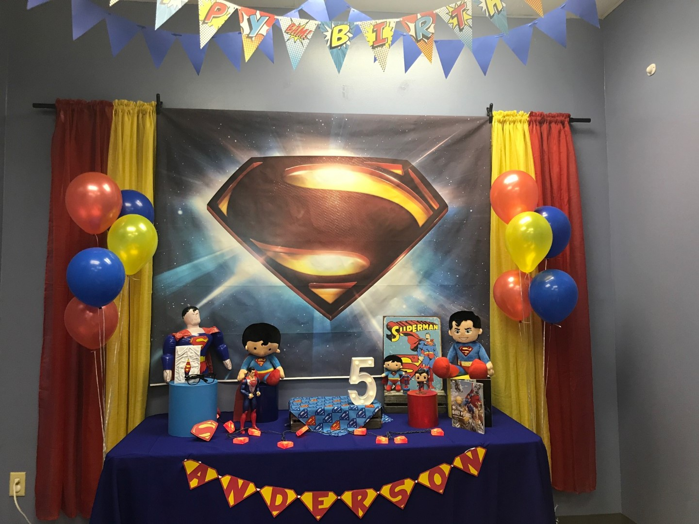 superman theme boys birthday party orlando fl (1).jpeg