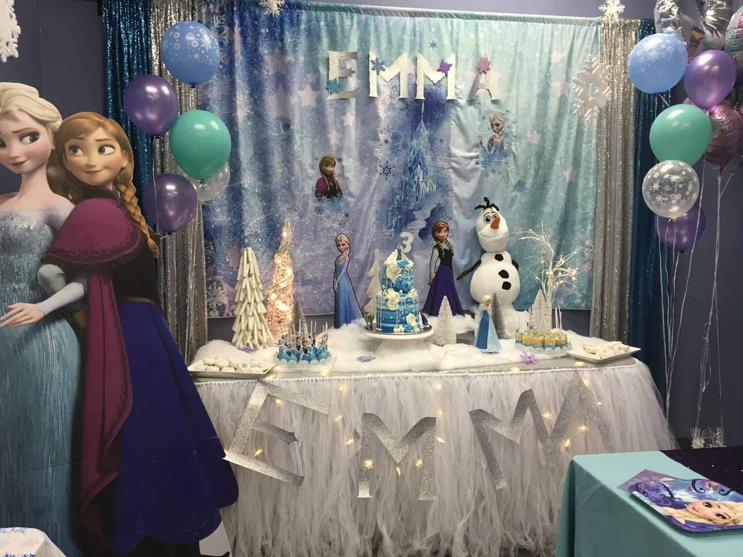 frozen themed birthday party in orlando florida - princesses and princes (4).jpg