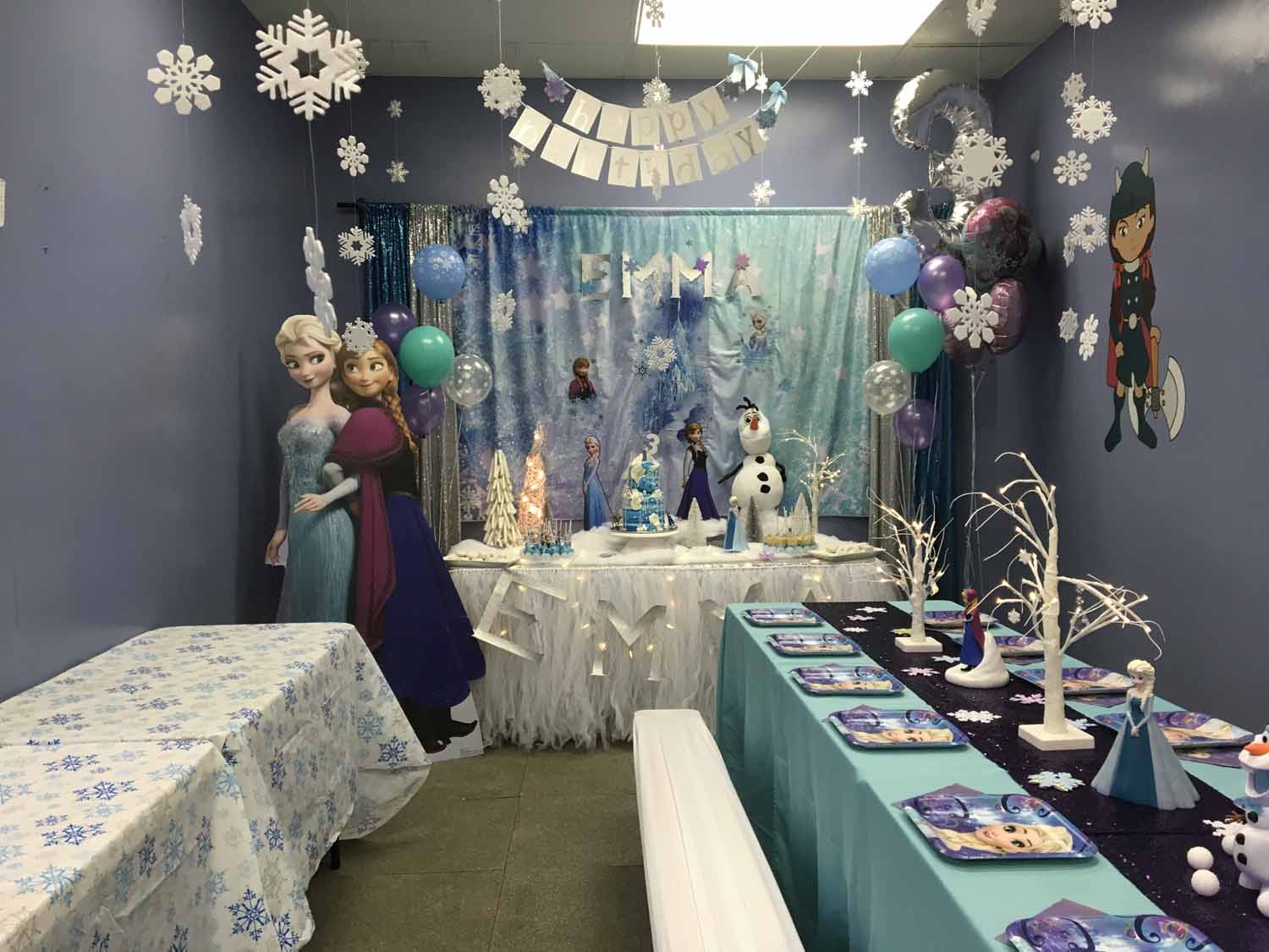 frozen themed birthday party in orlando florida - princesses and princes (6).jpg