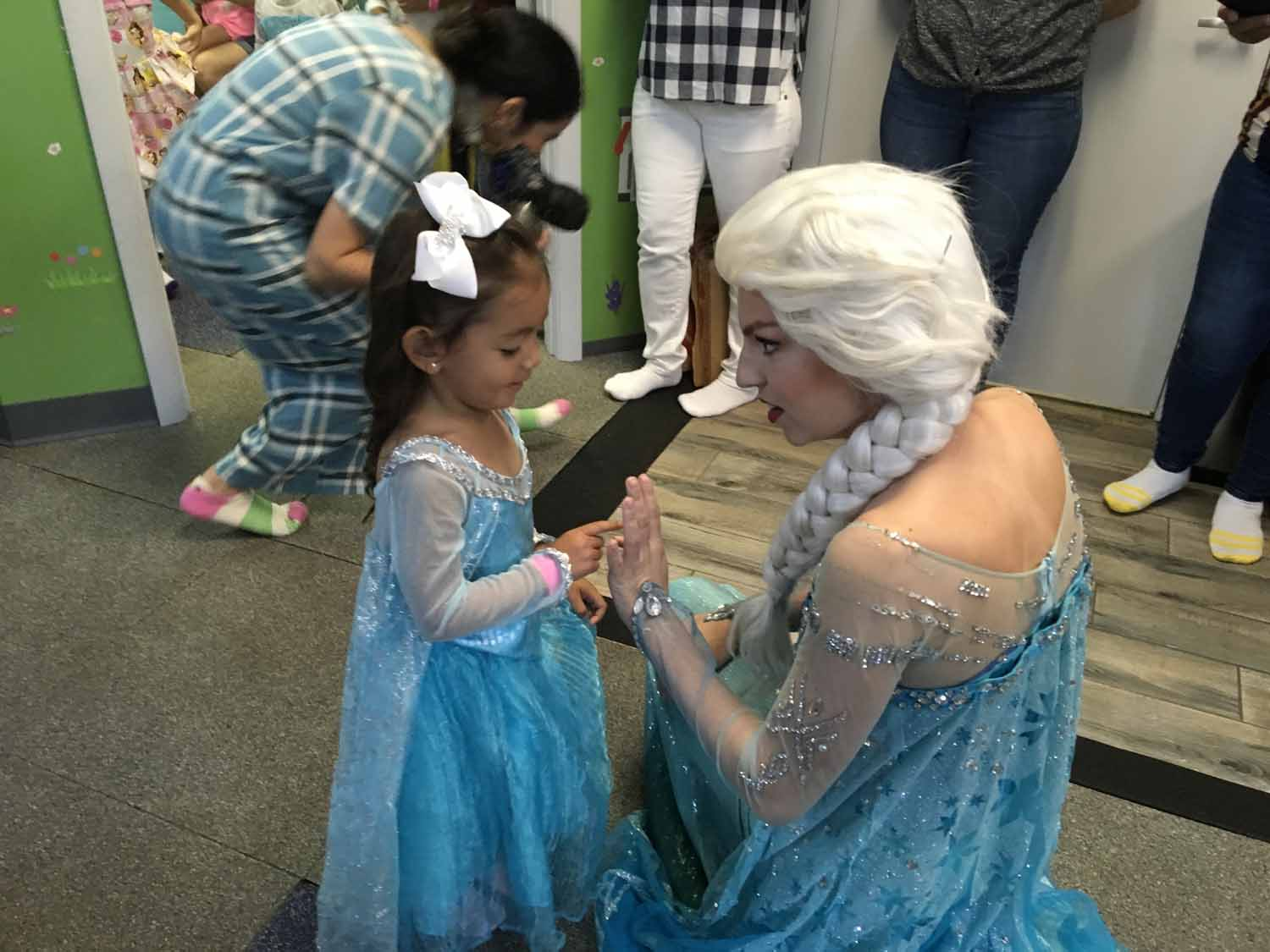 frozen themed birthday party in orlando florida - princesses and princes (8).jpg