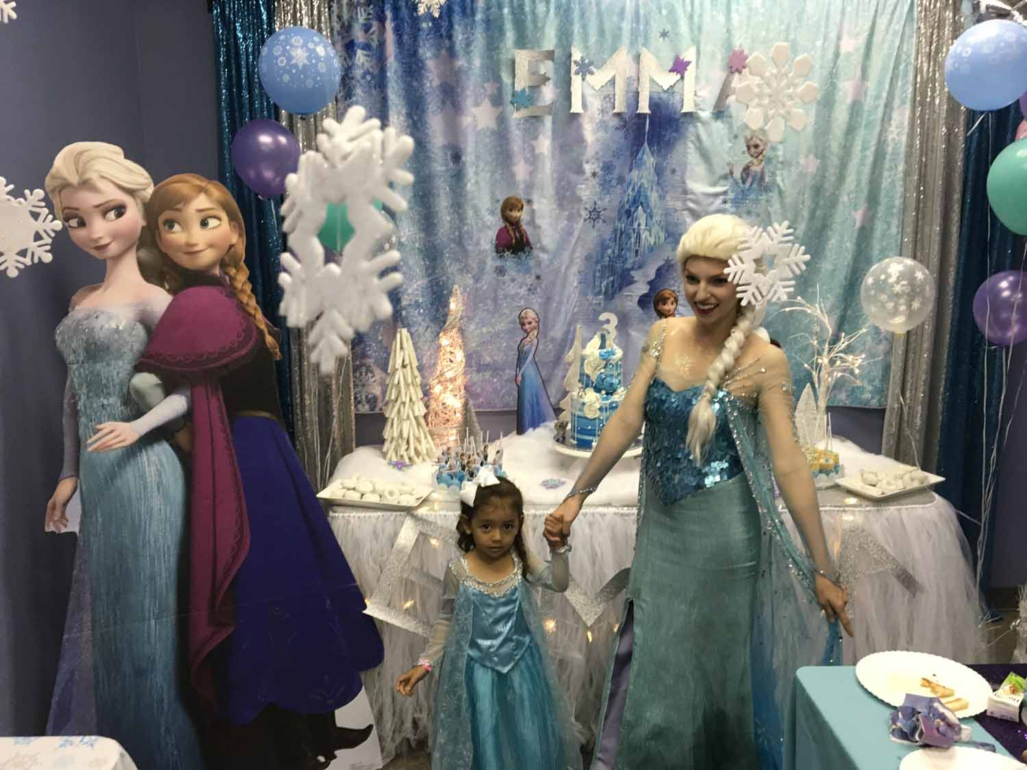 frozen themed birthday party in orlando florida - princesses and princes (10).jpg