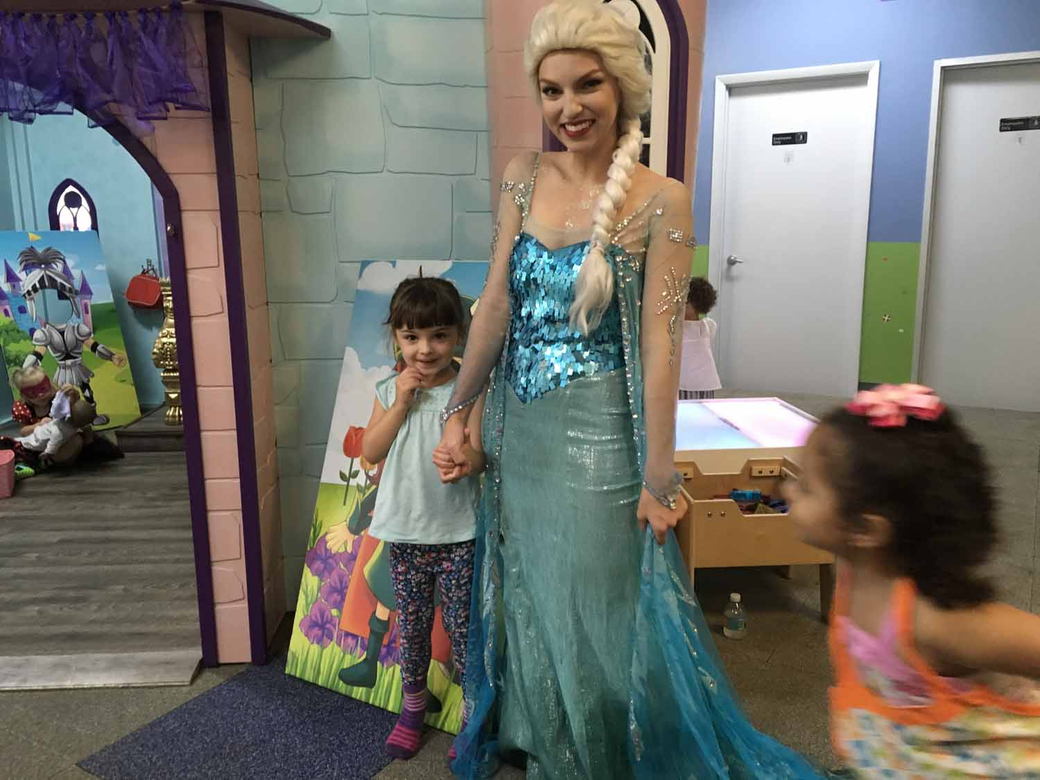 frozen themed birthday party in orlando florida - princesses and princes (13).jpg