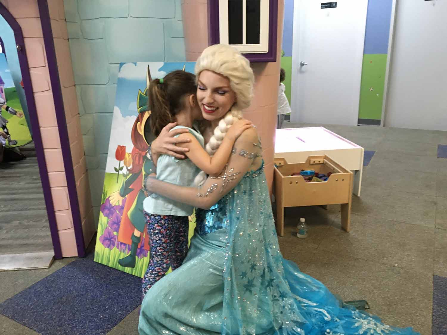 frozen themed birthday party in orlando florida - princesses and princes (16).jpg