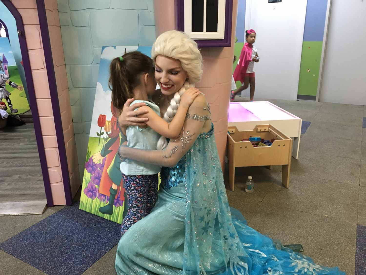 frozen themed birthday party in orlando florida - princesses and princes (17).jpg