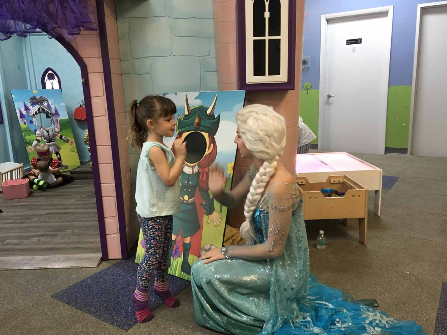 frozen themed birthday party in orlando florida - princesses and princes (18).jpg