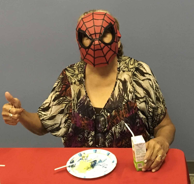 spider man themed birthday party for 5 year old boy orlando florida (35).jpg