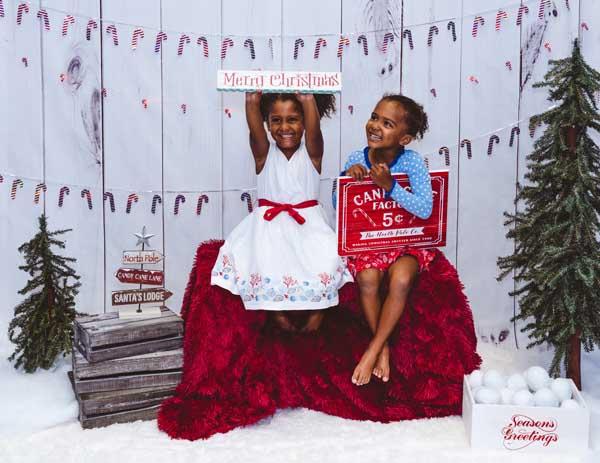 Candy Cane Mini Photo Shoot - Saturday, November 16th, 2019