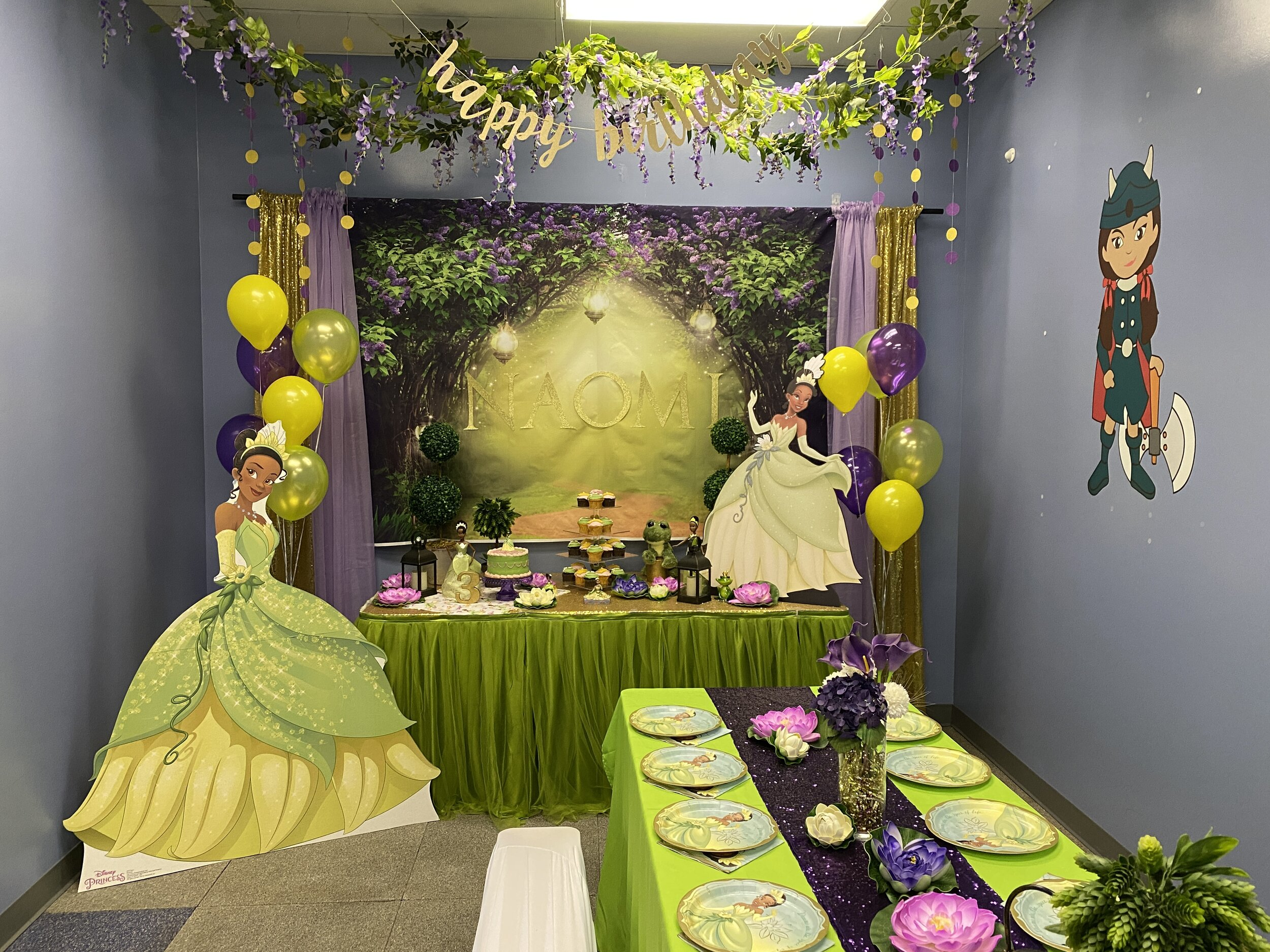Kids Birthday Party Packages Princesses Princes