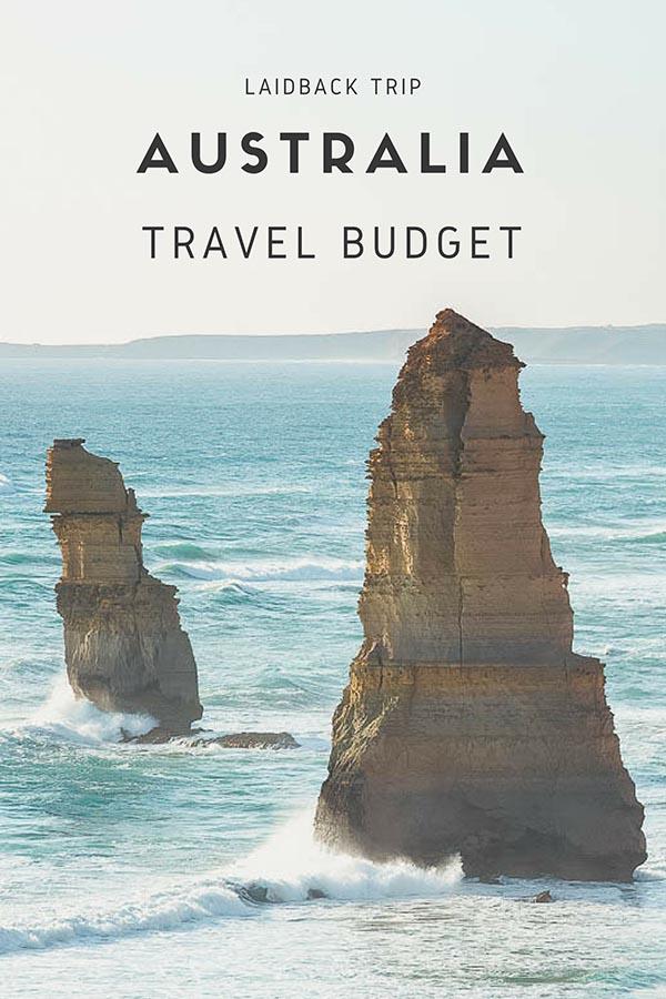 Australia Travel Budget