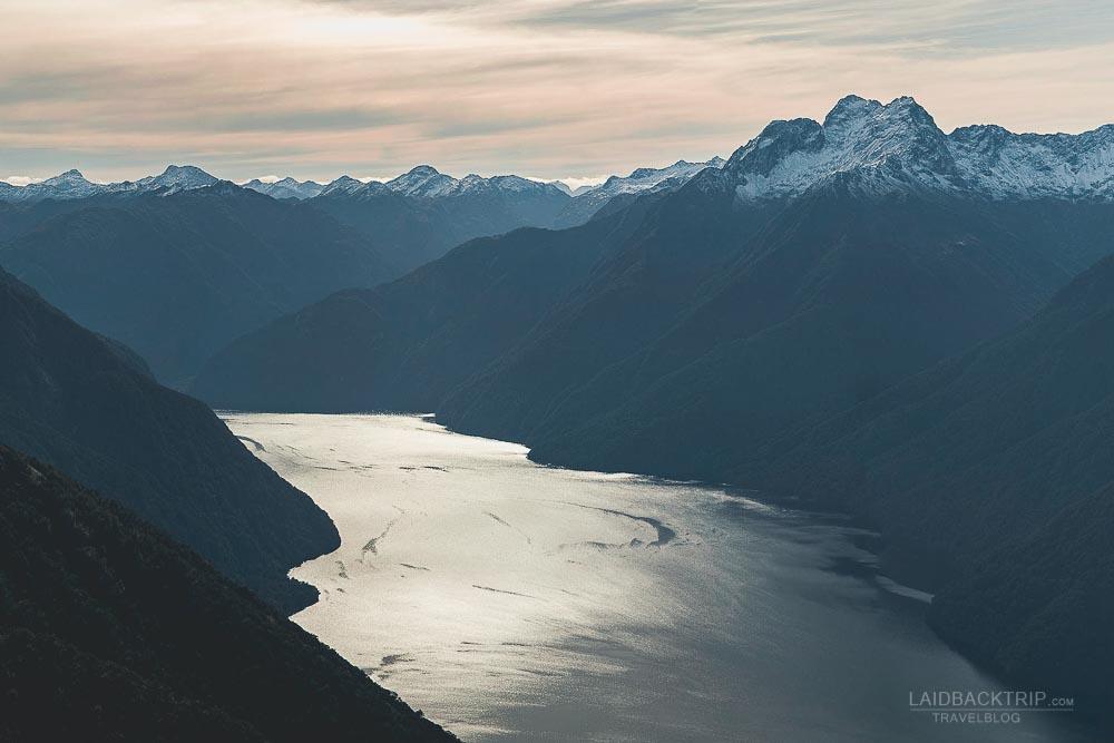 kepler track | best 5 hikes in new zealand | best treks new zealand | laidback trip