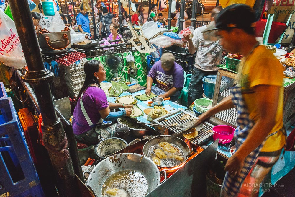 vigan luzon public market | a philippines travel guide by laidbacktrip