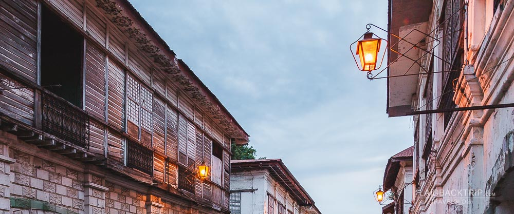 what to see and do in vigan luzon | ilocos sur province in philippines guide by laidbacktrip