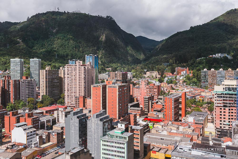 what to see and do in bogota | colombia travel guide by laidbacktrip