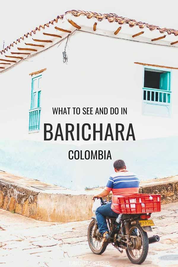 Barichara Guide