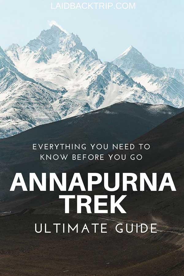 Ultimate Guide to Annapurna Circuit Trek