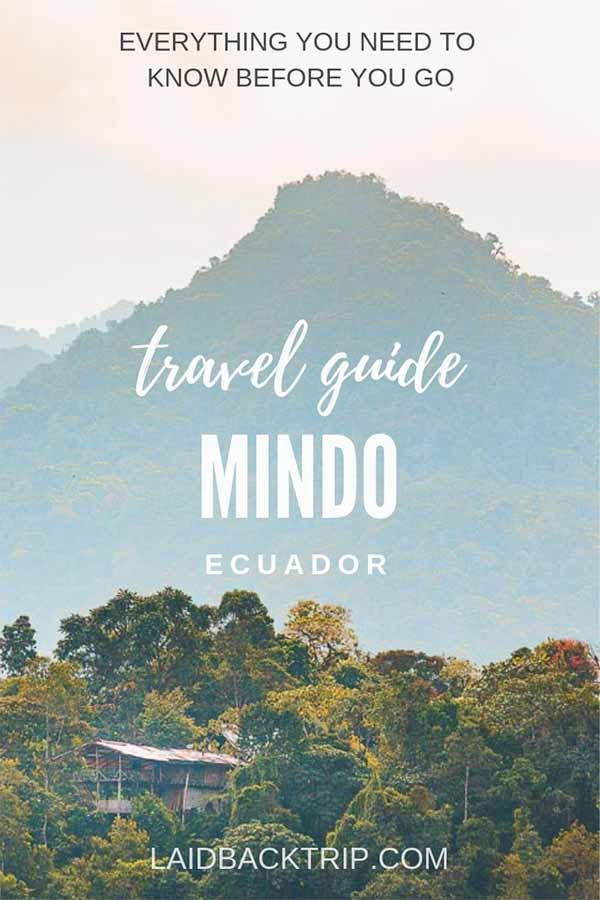 Mindo Travel Guide