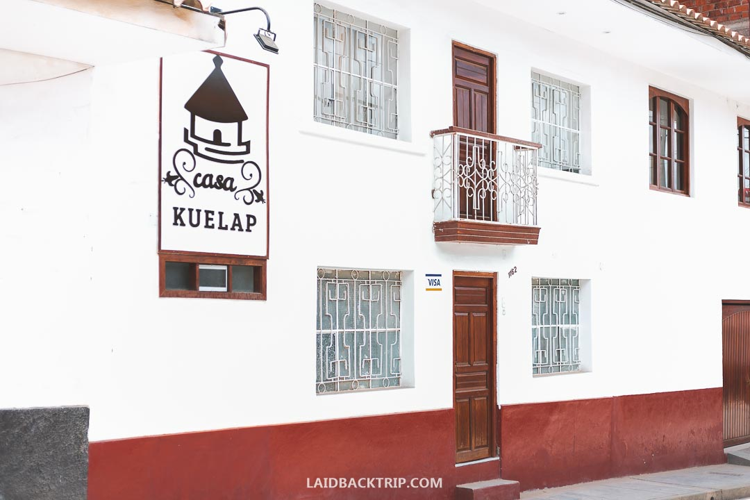 Casa Kuelap Hostal in Chachapoyas is a perfect retreat from busy town