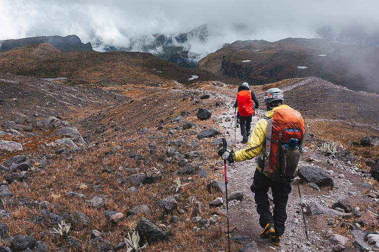 HIKING WITH PARAMO TREK IN BEAUTIFUL LOS NEVADOS, COLOMBIA - In August 2018 we worked with Paramo Trek based in Salento, Colombia. Trekking with professional guides and experiencing breathtaking Los Nevados NP.