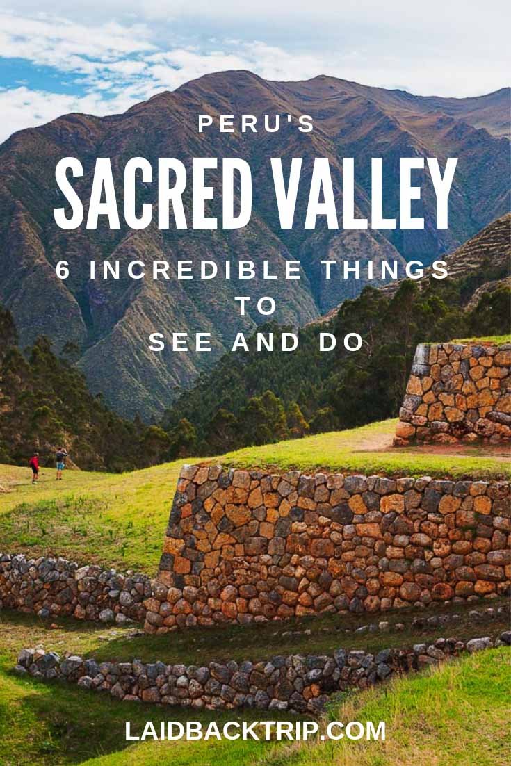 Sacred Valley Guide