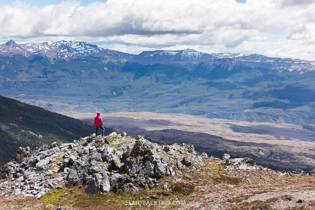 Visiting the newest Patagonia National Park is one of the best things to do while road tripping Carretera Austral, Chile.