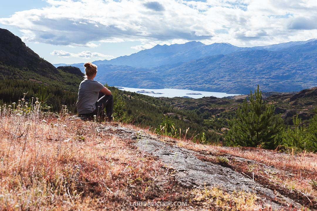 The road trip along Carretera Austral will take you to one of the most beautiful places in Patagonia and in the world.