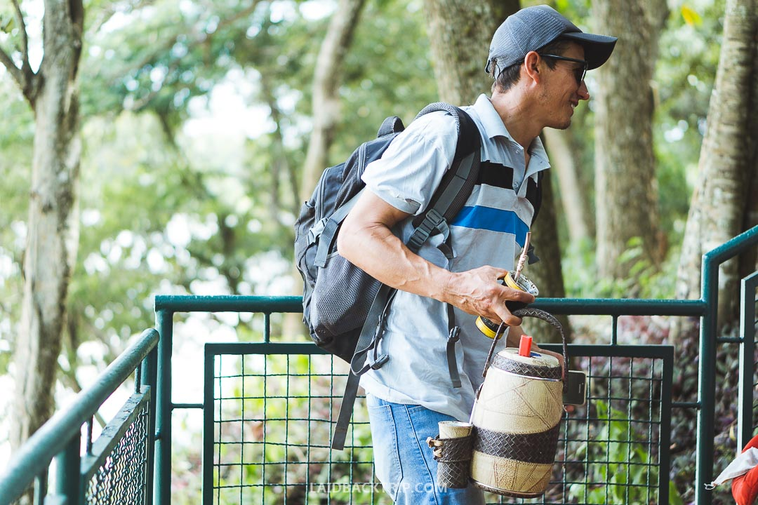 Terere and mate are the traditional drinks in Paraguay, and you have to try it by yourself.