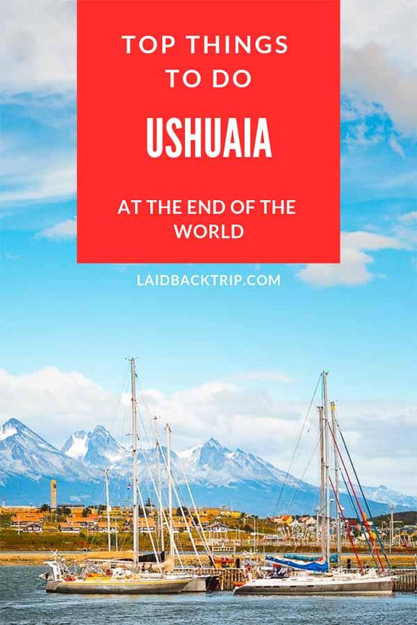 Ushuaia Guide