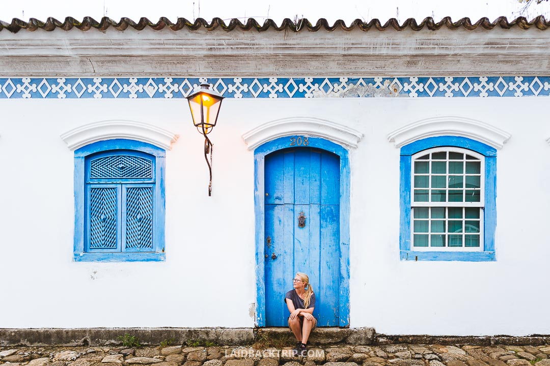Guide to Paraty in Brazil, best things to do, where to stay, top places to visit and how to do it on a budget.