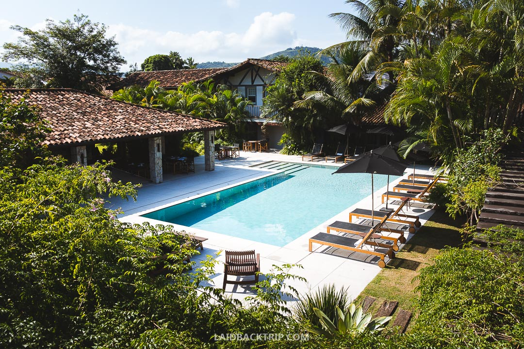 Our Paraty travel guide includes tips on where to stay while visiting.