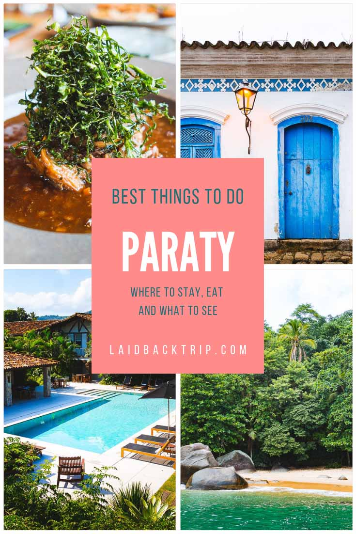 Paraty Travel Guide