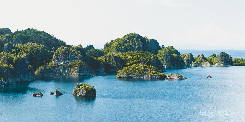 Raja Ampat travel itinerary includes tips on how to get there, where to stay, what to do.