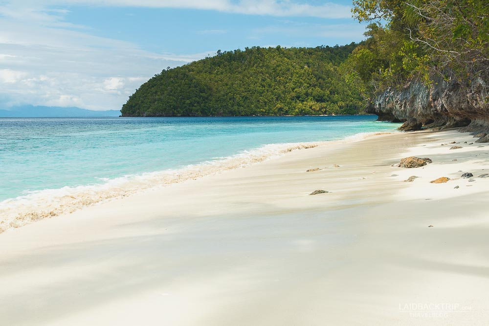 Unspoiled nature, sandy beaches, and diverse marine life, that's Raja Ampat.