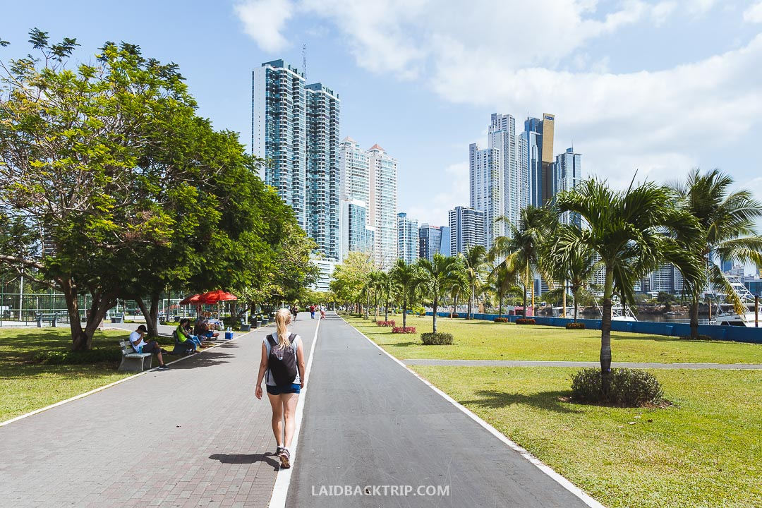 Panama City guide includes tips on where to stay, must visit places and things to do.