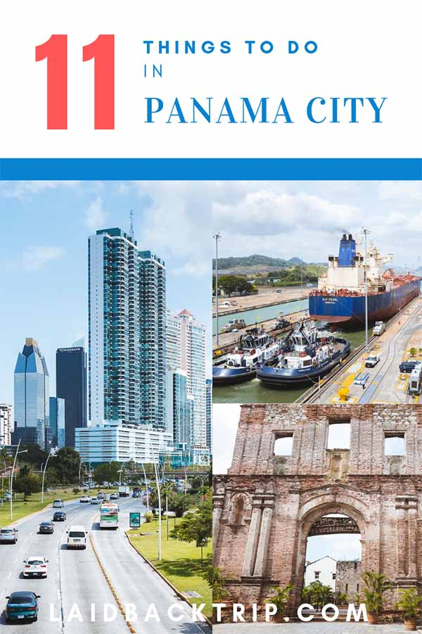 Panama City Travel Guide