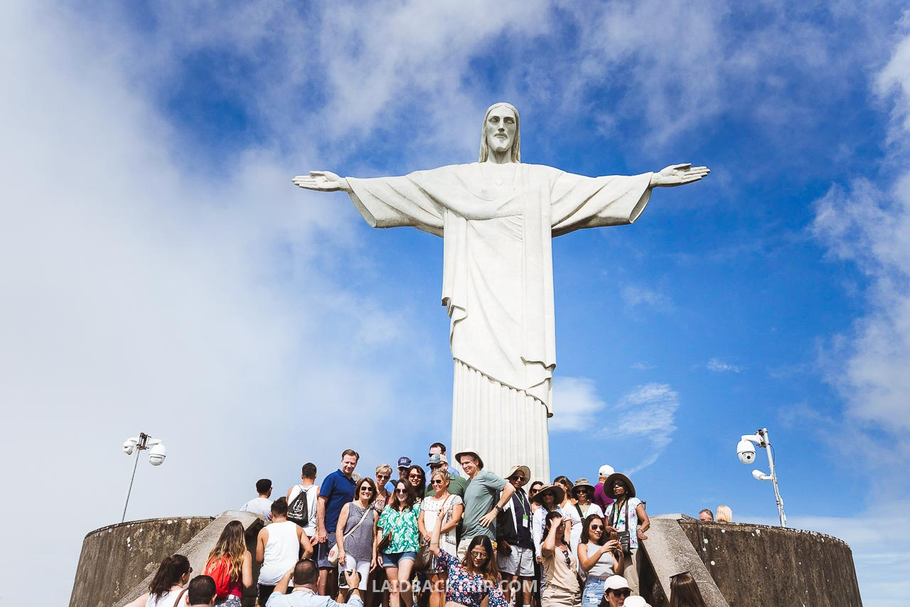 Here is our guide to the iconic Christ the Redeemer in Rio de Janeiro, Brazil including tips on how to get there, entrance fee and safety advice.