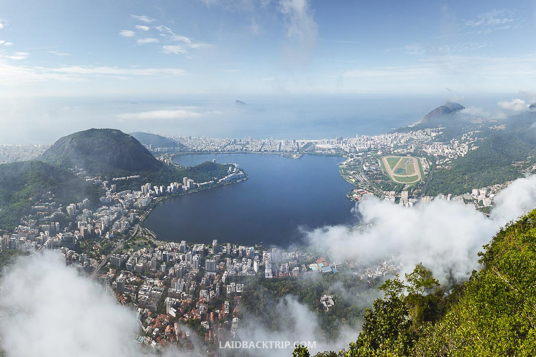 Christ the Redeemer in Rio de Janeiro is one of the top attractions you can visit.