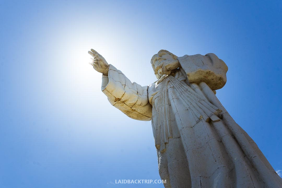 You can visit the Christ statue featuring amazing views over the San Juan del Sur bay.