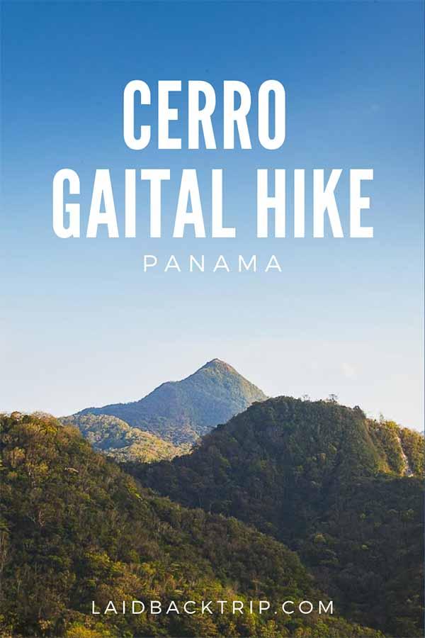 Cerro Gaital Hike