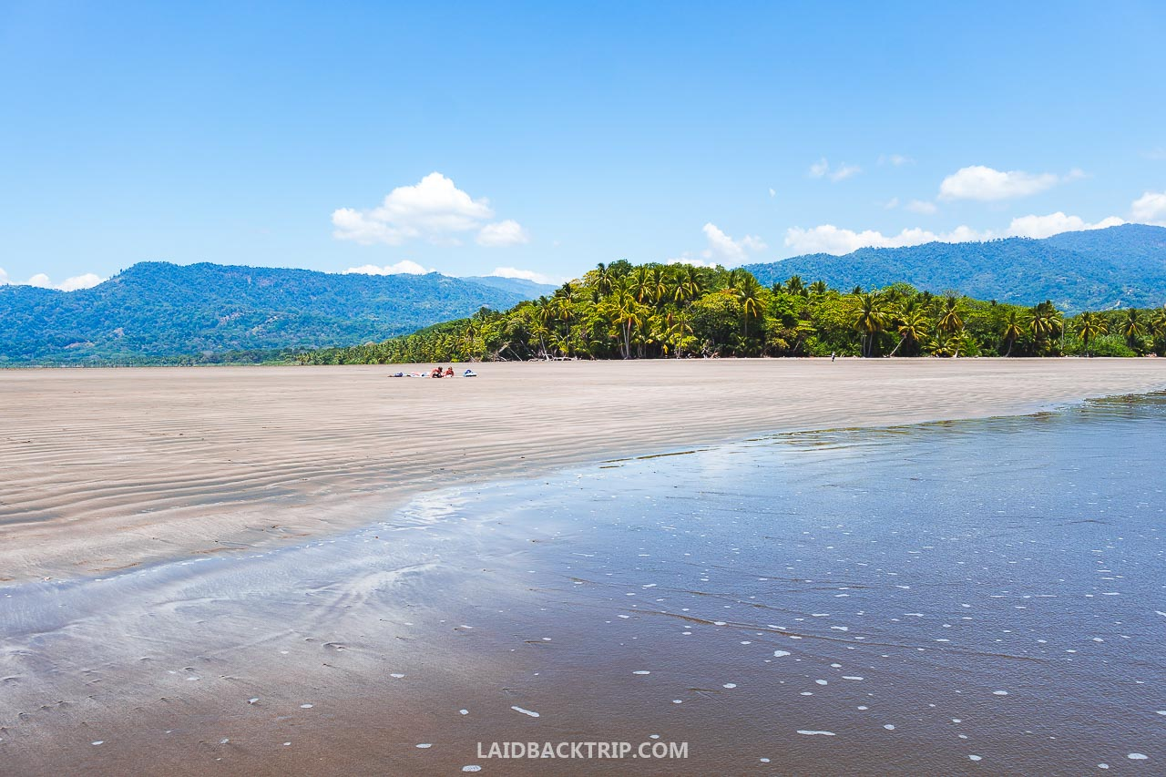 A practical travel guide on how to visit Uvita, Costa Rica and the Ballena National Park.