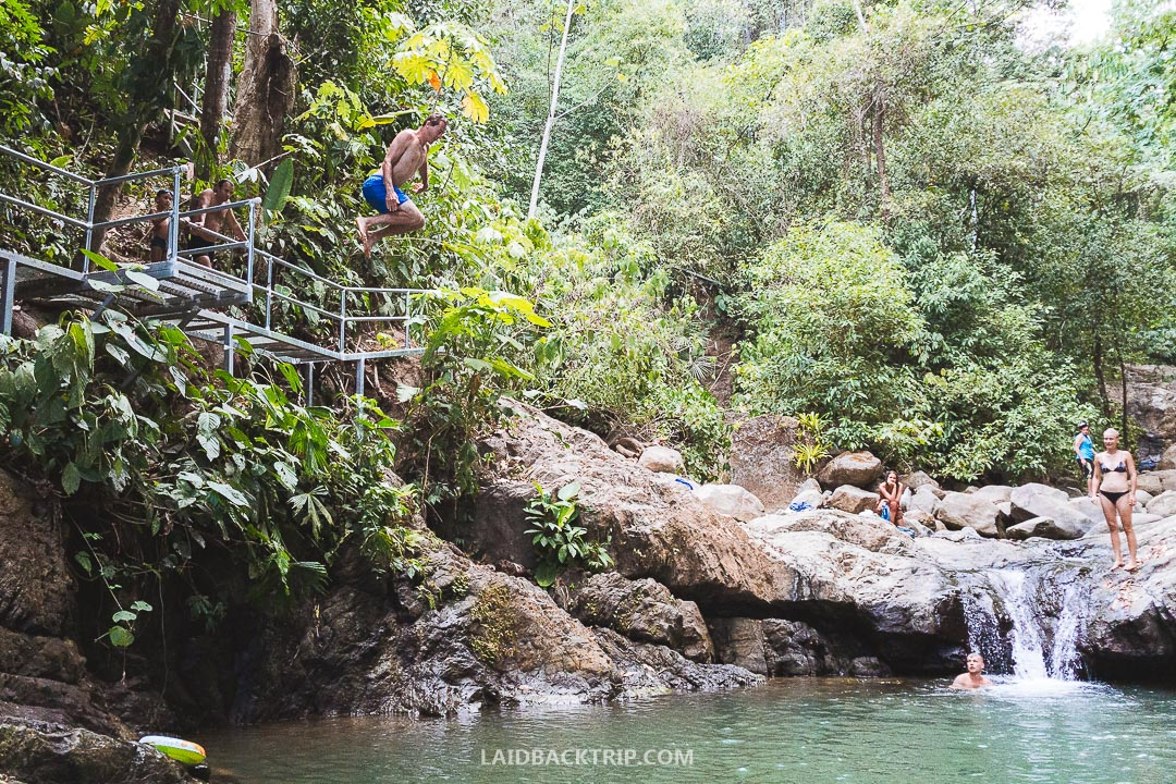 Ballena National Park is a great spot for adventure activities.