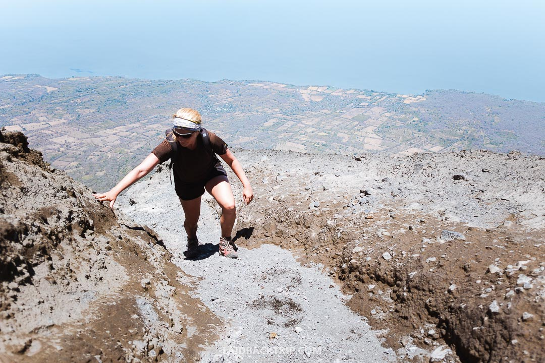 Concepcion Volcano hike is one of the best outdoor adventures in Central America.